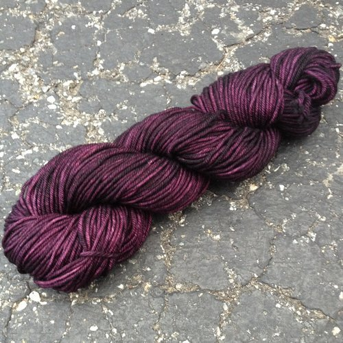Drunk Yarn Home Dyeing Kit - Darjeeling (Worsted)
