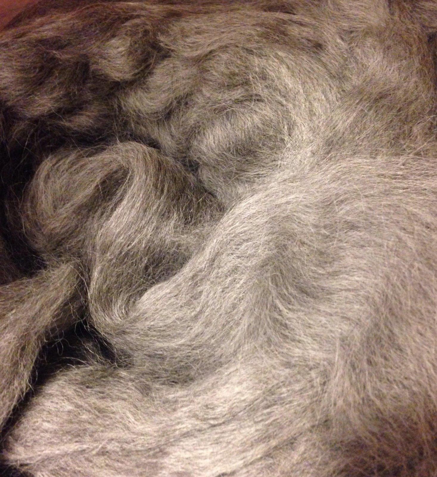 Gotland Wool Top (per oz.)