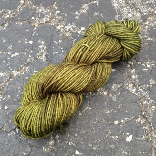 Drunk Yarn Home Dyeing Kit - Mojito (Worsted)