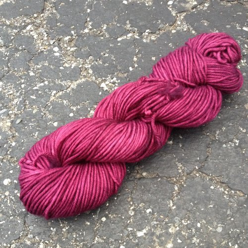 Drunk Yarn Home Dyeing Kit - Sangria (Worsted)