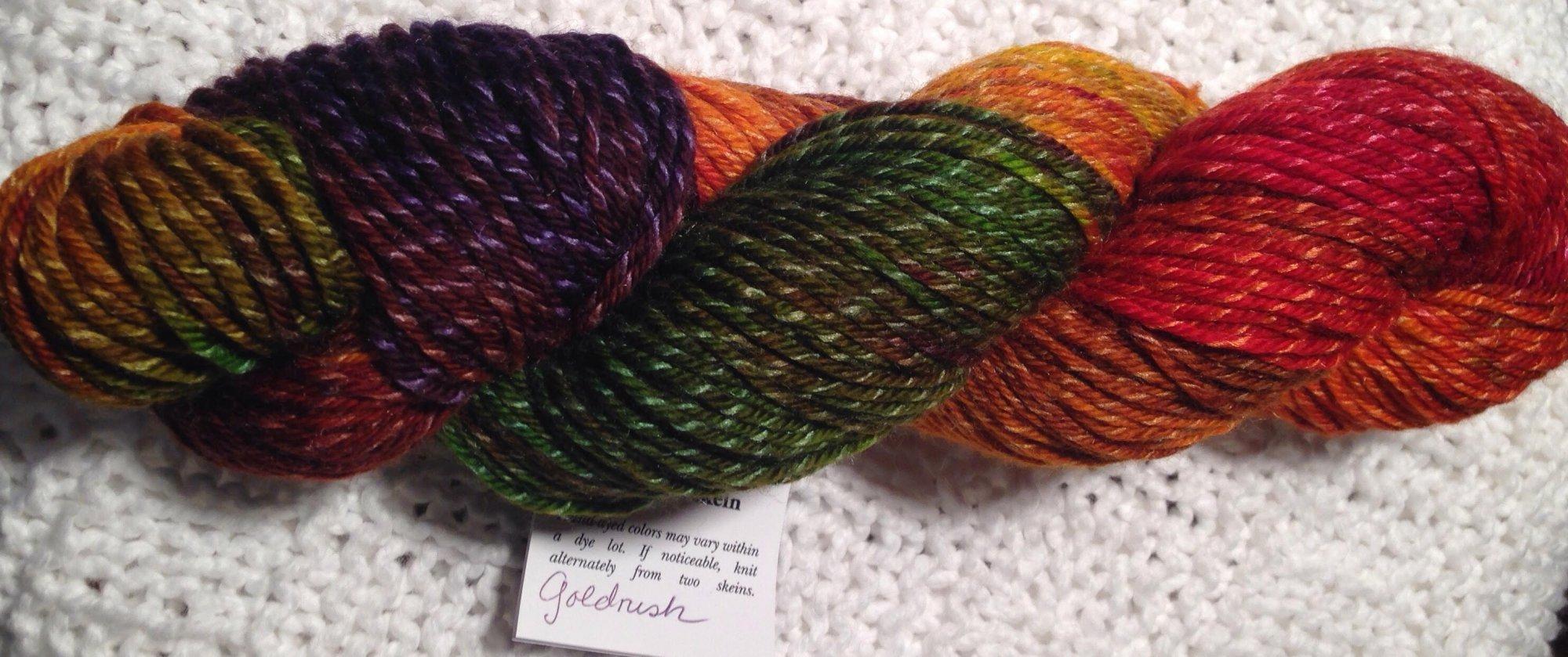 Mountain Colors Twizzle Goldrush
