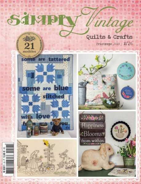 Simply Vintage Magazine SV26 318