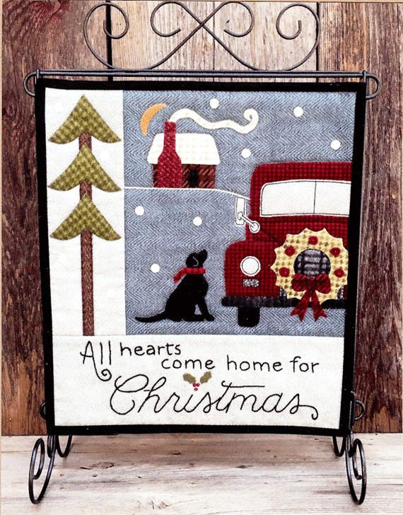 Home for Christmas Kit