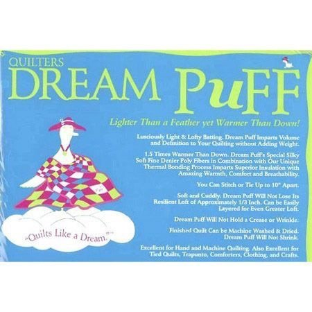Quilters Dream Puff Double