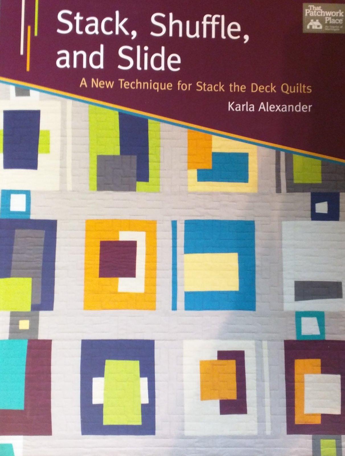 Stack Shuffle Slide