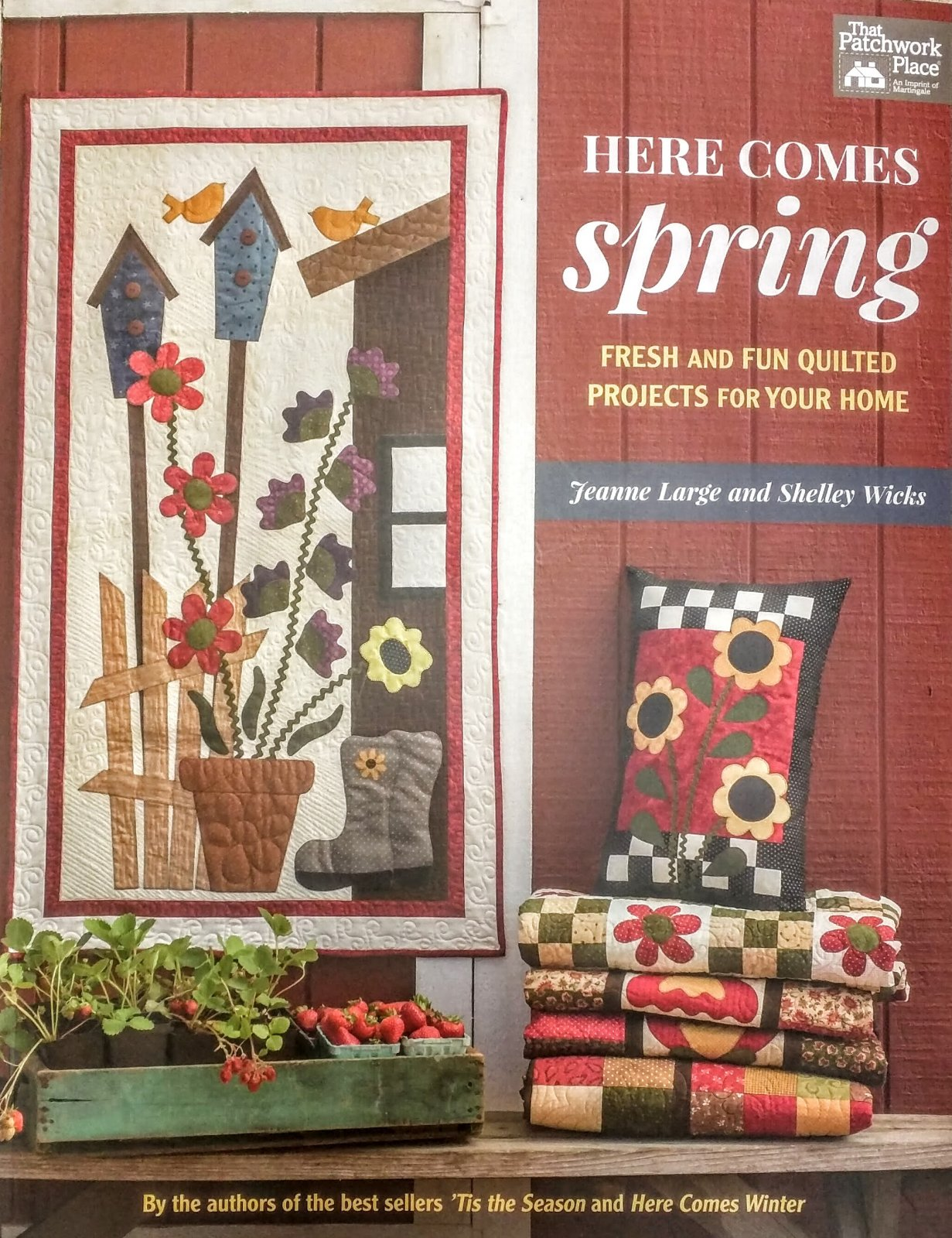 Here Comes Spring Book