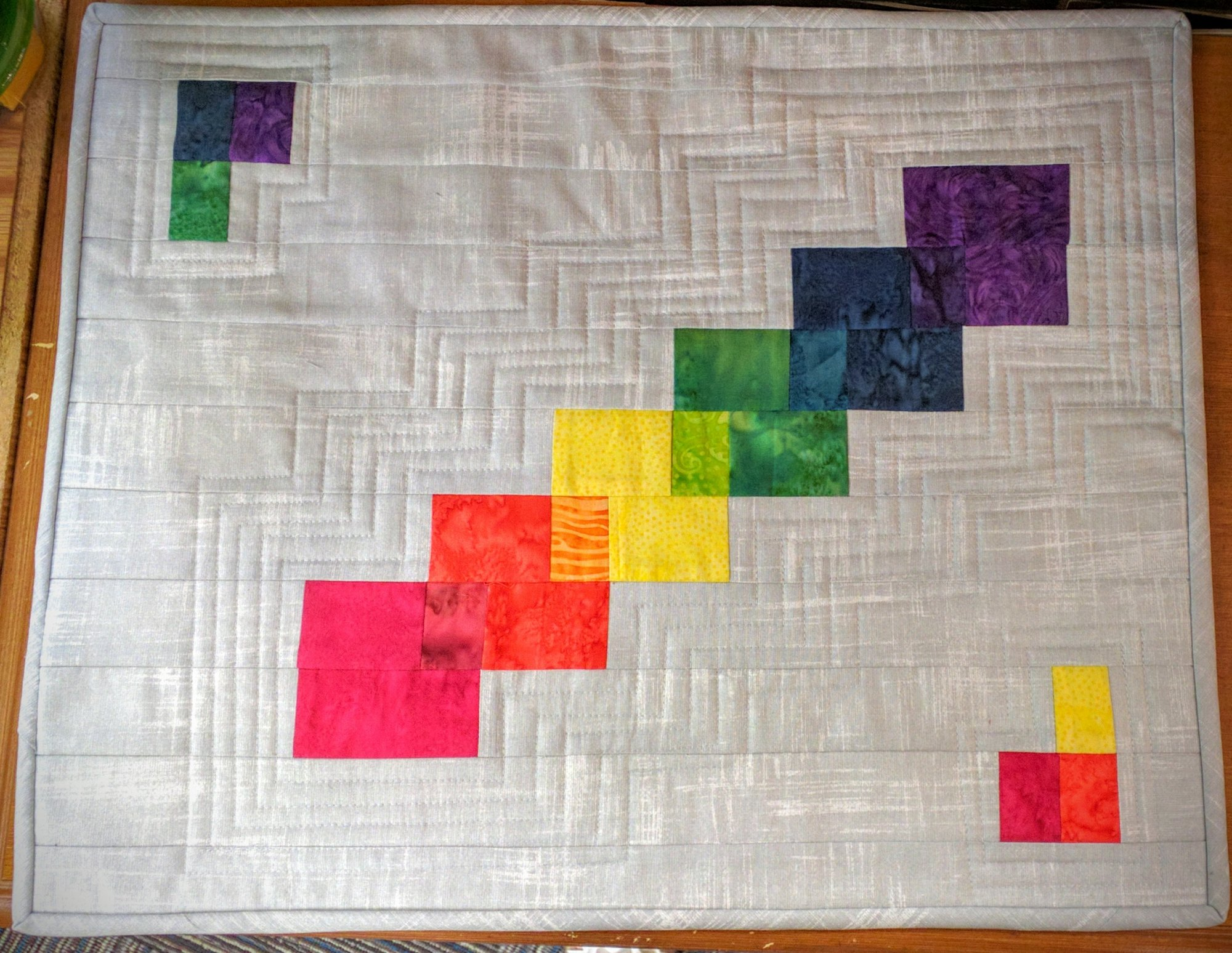 Colors Abound Placemat Kit