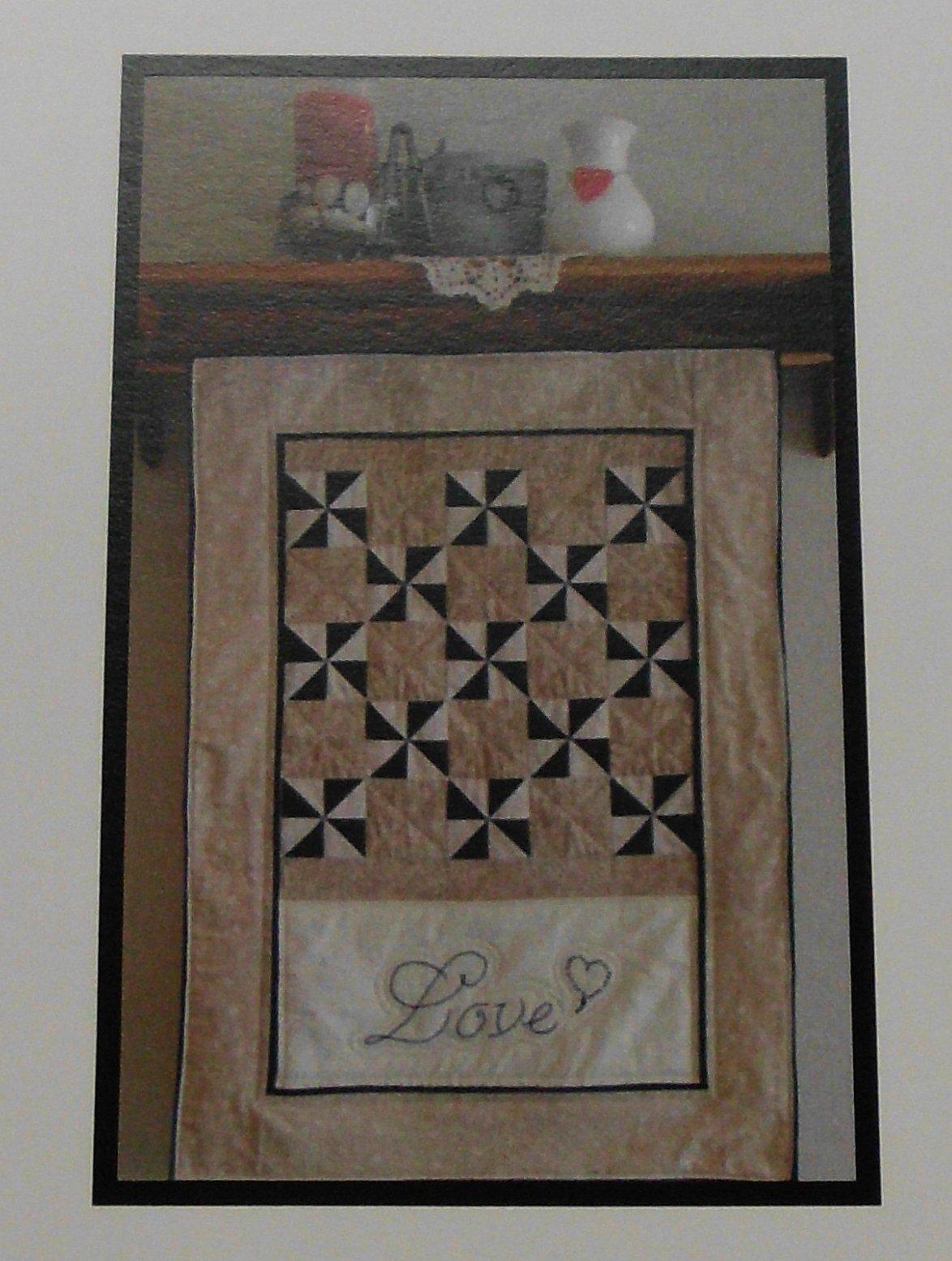 Love Is...Pattern #308