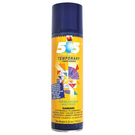 505 Spray and Fix Temporary adhesive