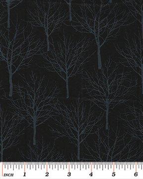 Kanvas; Boo Basics - tree print