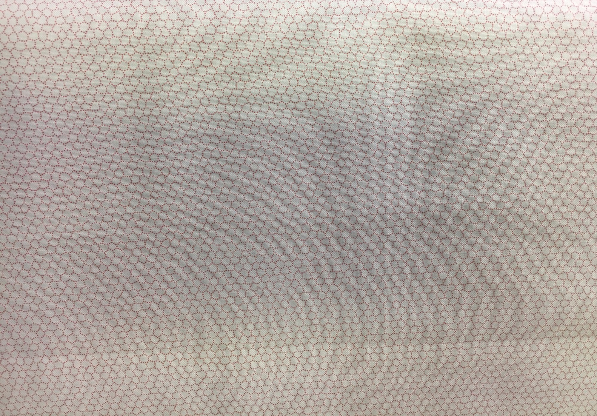 Windham; Rosewater - tiny honeycomb print