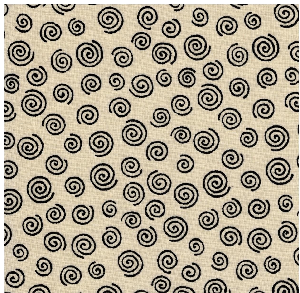 Westrade Textiles; 110 wide backing; Swirls