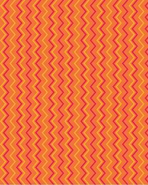 Kanvas Basics Zipping Along Orange