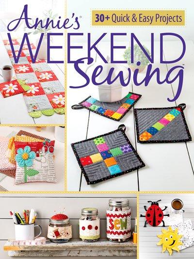 Annie S Weekend Sewing Magazine 009281013259
