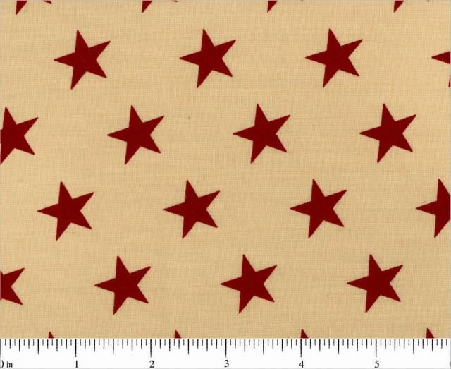 Choice; 108 Wide - Large star Print