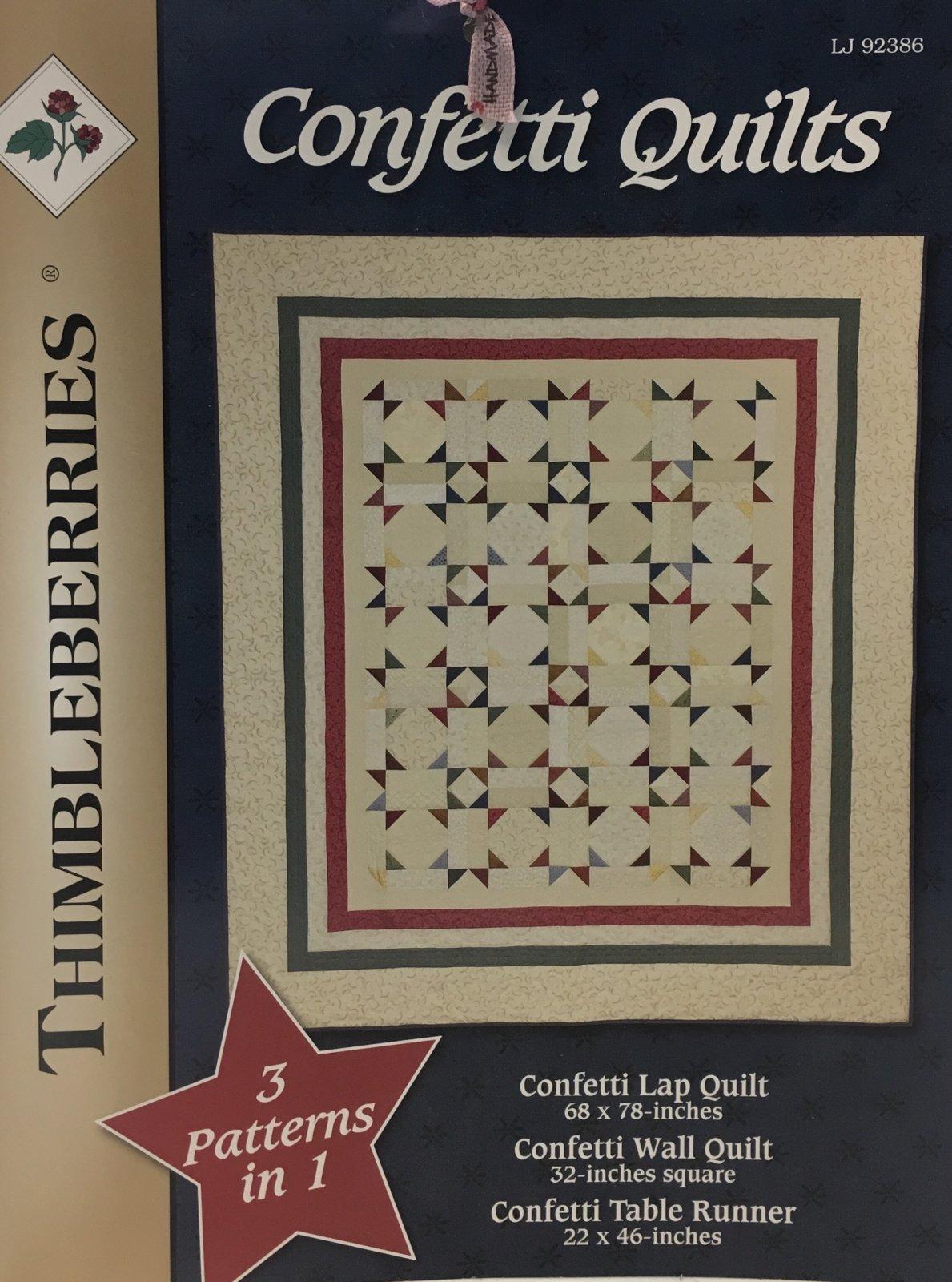 Confetti Quilt Kit