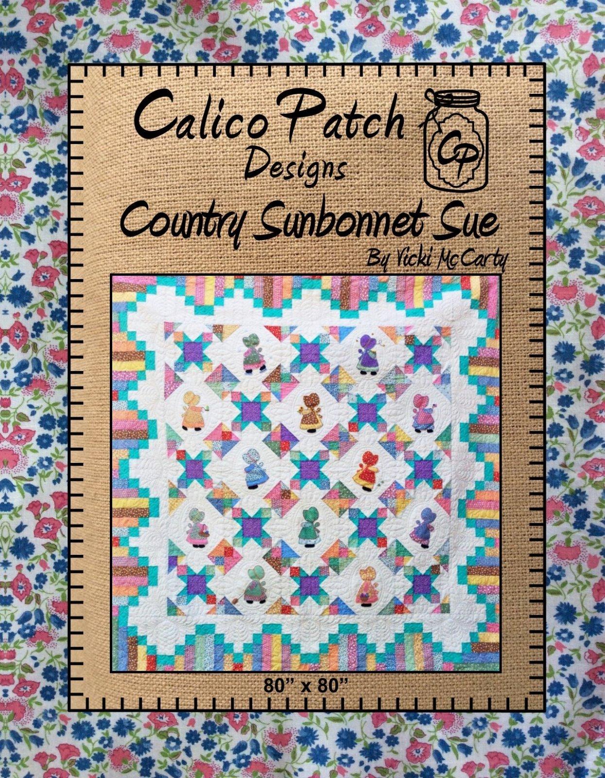 Country Sunbonnet Sue