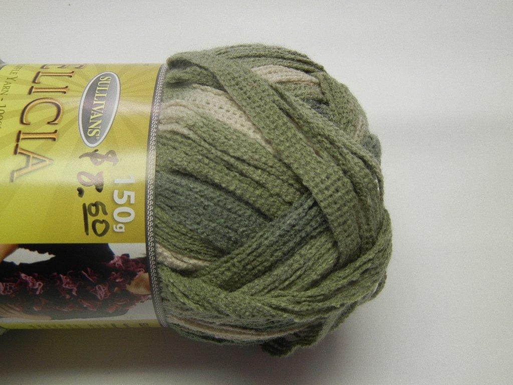 Sullivan's Elicia Ruffle Yarn