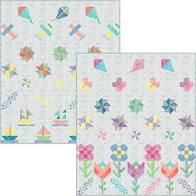 Flutter and Fly Quilt Kits