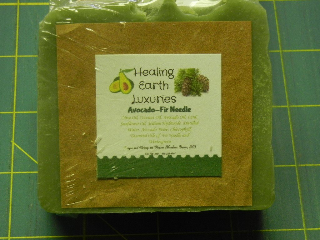 Healing Earth Luxuries Soaps