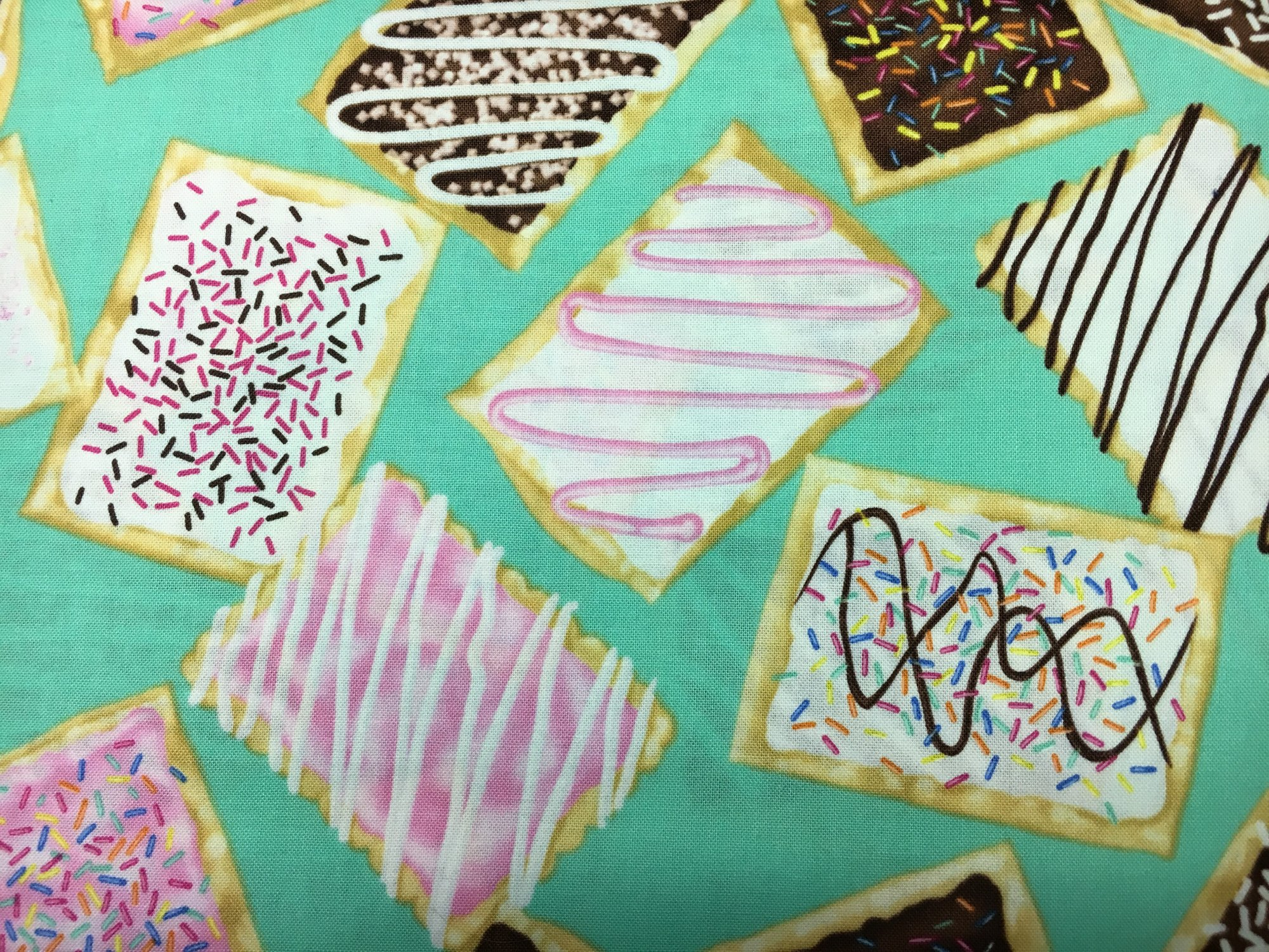 Kanvas; Breakfast Club; pastries