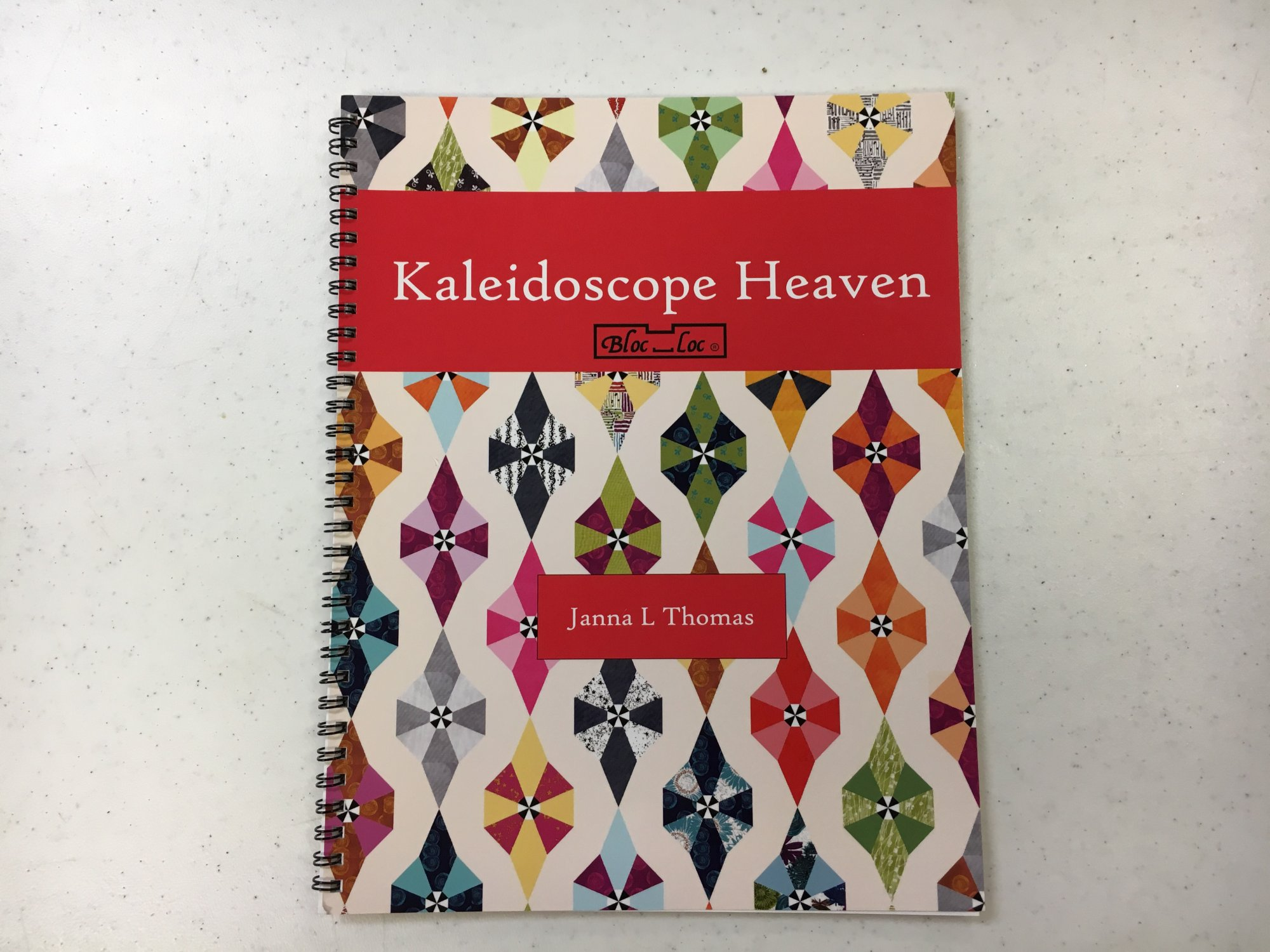 Bloc Loc; Kaleidoscope Heaven companion book