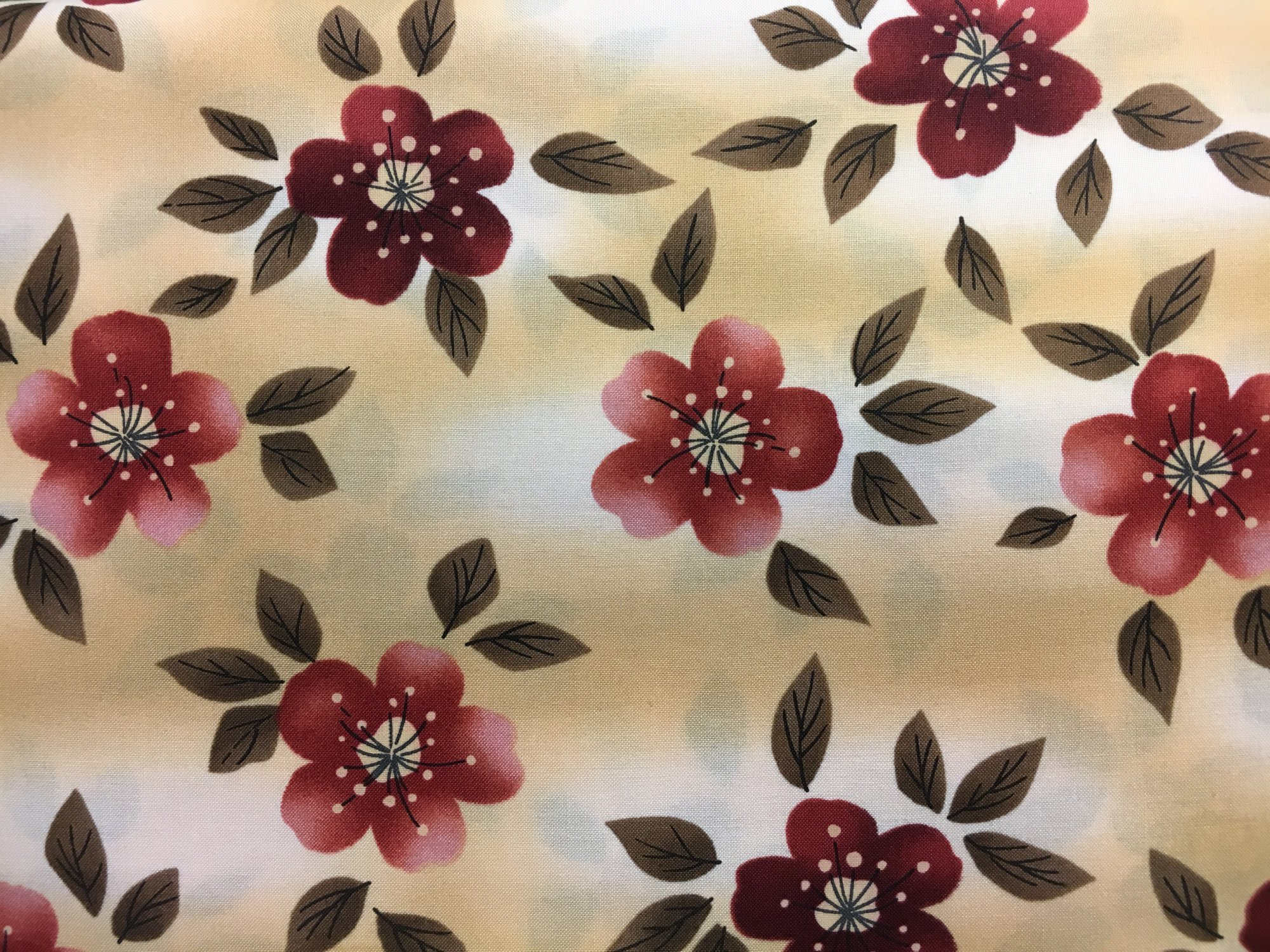 P&B textiles; Hana - floral