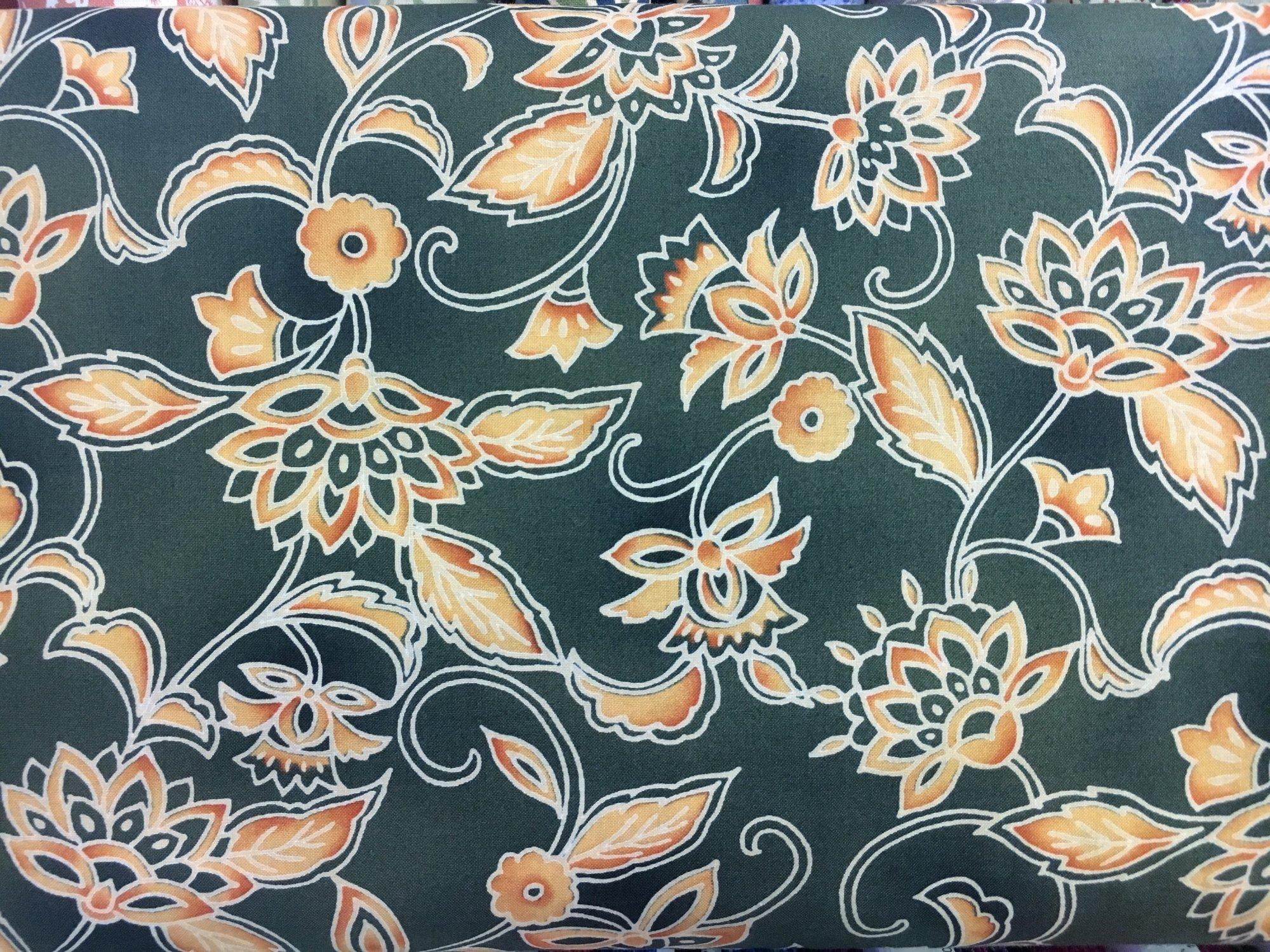P&B textiles; Hana - green