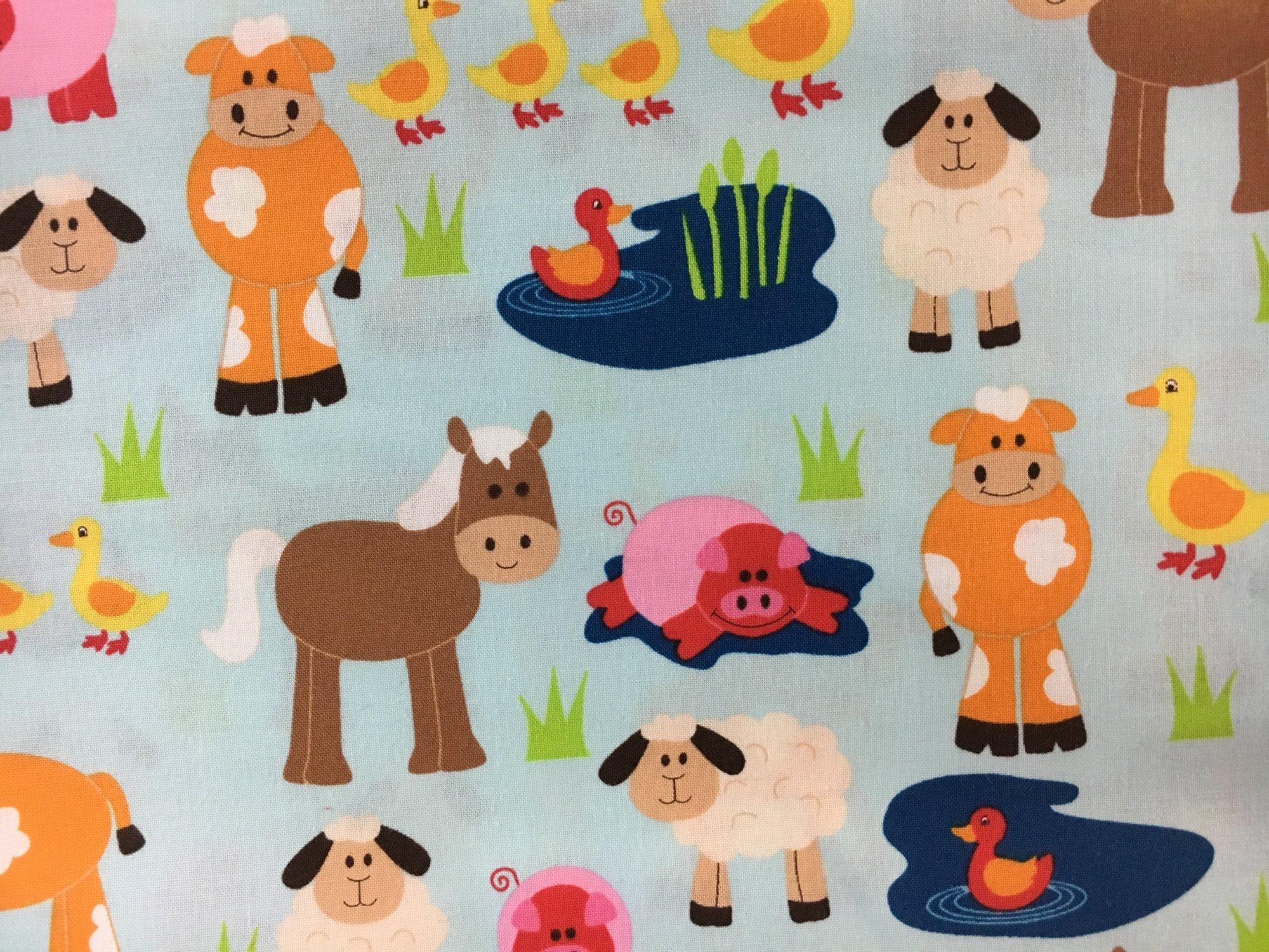 RJR; Apple Hill Farm - animals