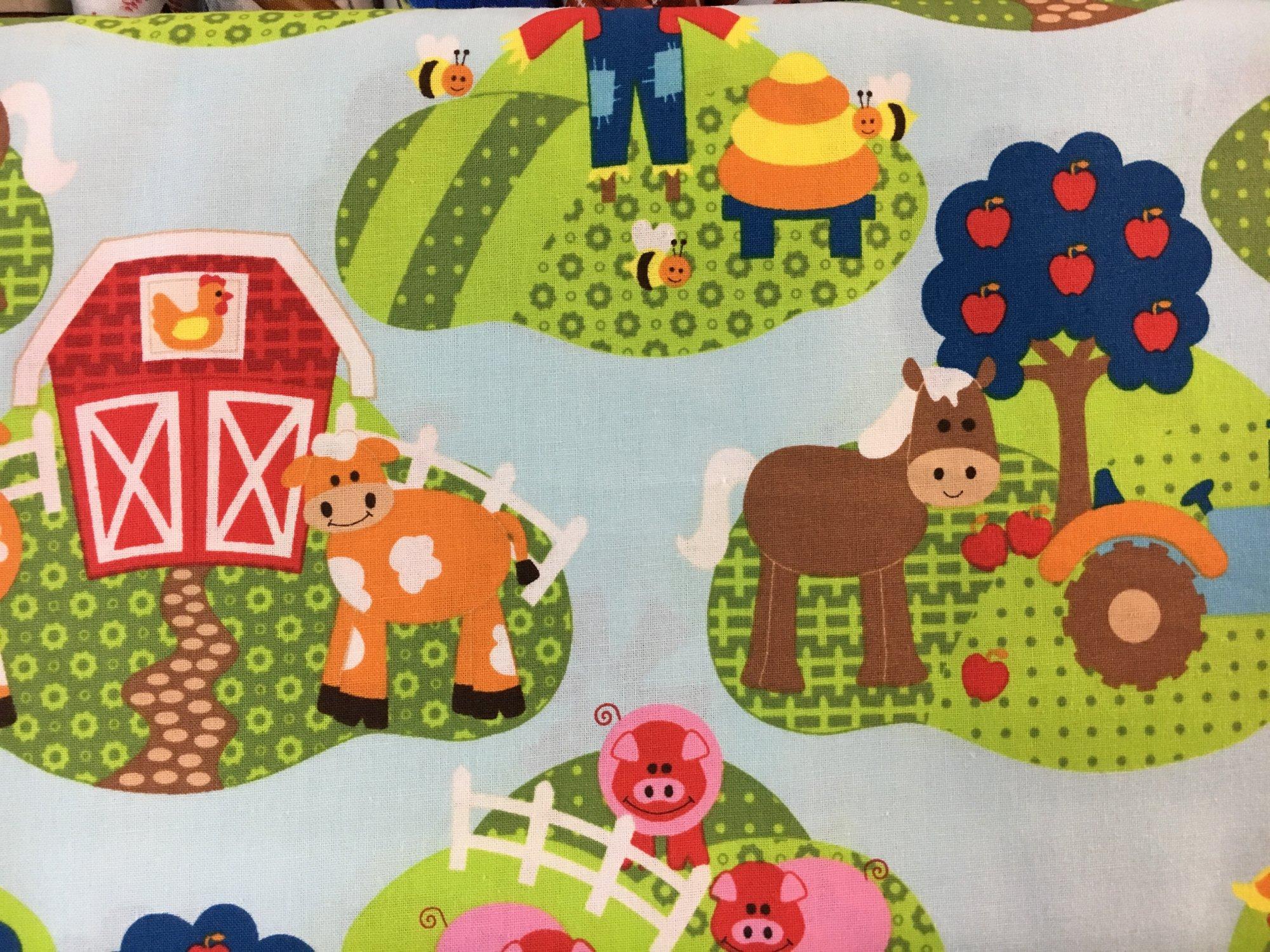 RJR; Apple Hill Farm - muti scenes