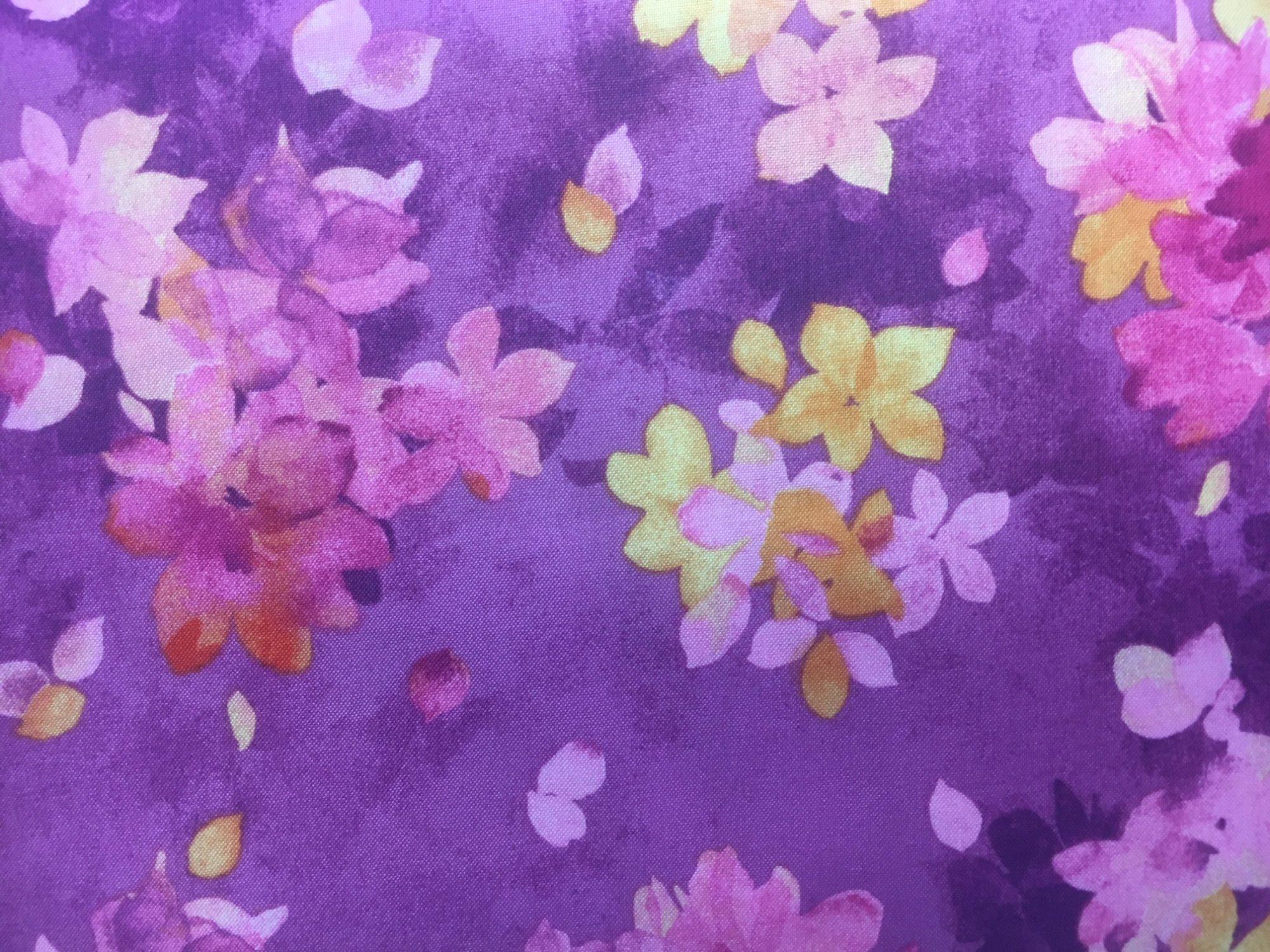 Quilting Treasures; Soiree fabrics