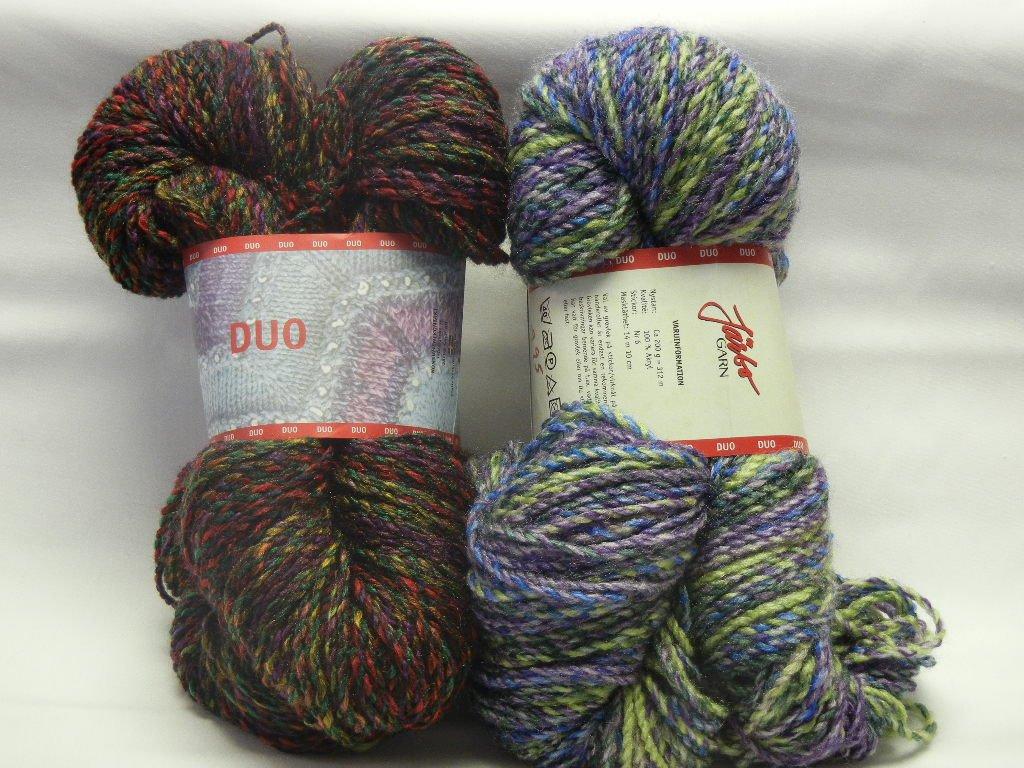 Jarbo Garn DUO yarn