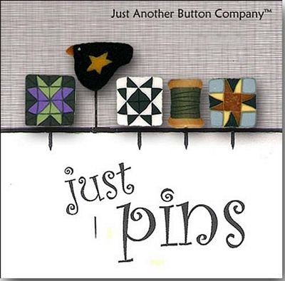 Just Pins; for fun pincushions