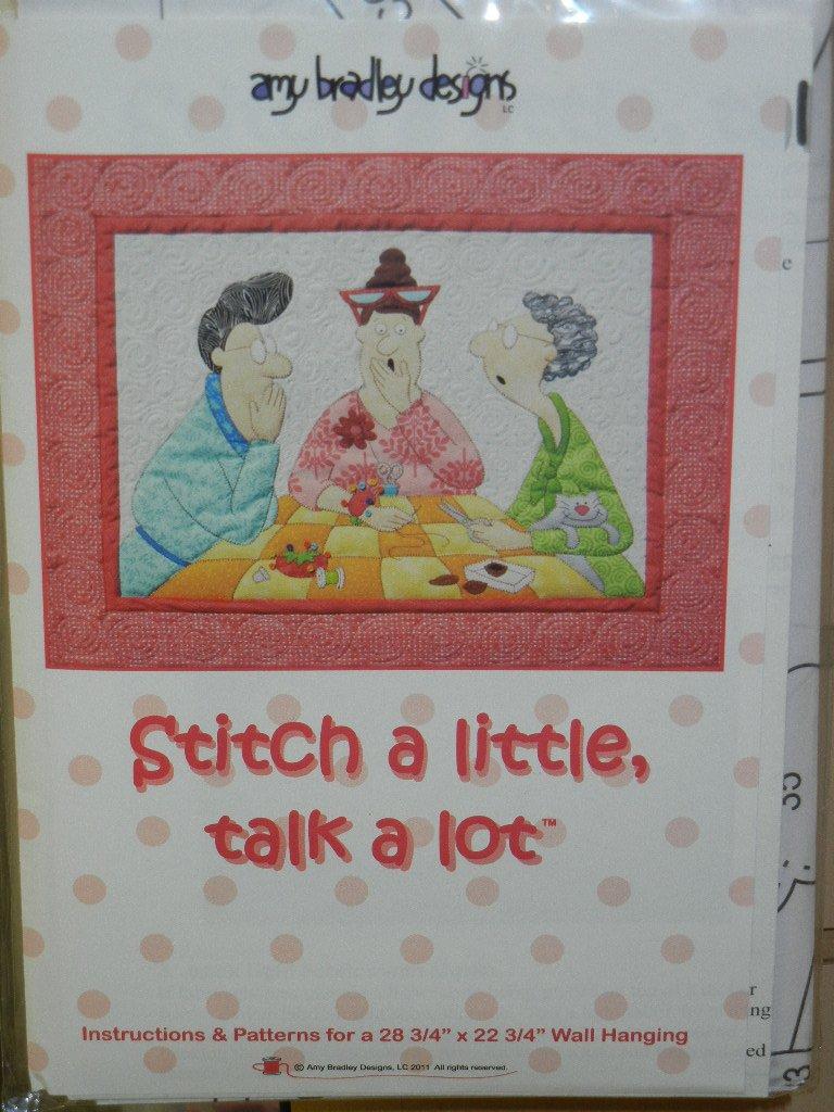 Stitch a Little Talk a lot
