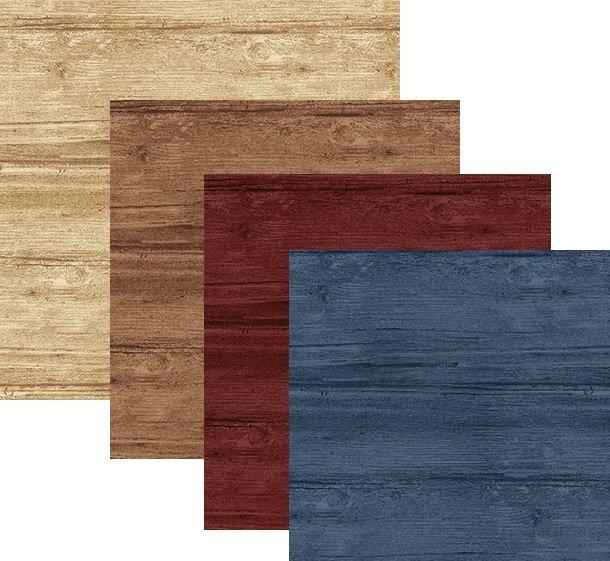 Benartex; Washed Wood; 108 wide Flannel Backing
