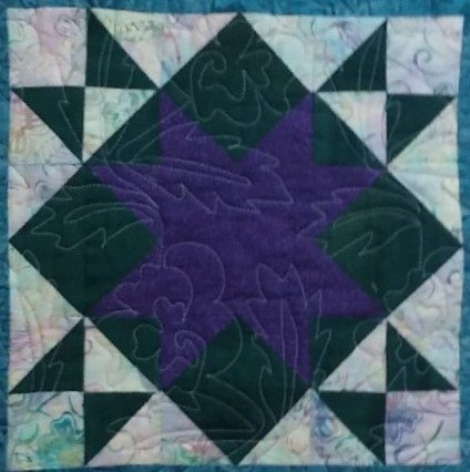 Ozark Quilting Trail Block Kit 2017