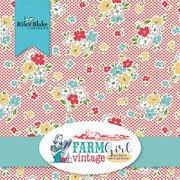 Riley Blake; Farm Girl Vintage fabrics by Lori Holt