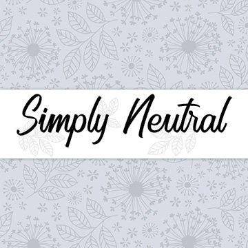 Northcott: Simply Neutral fabrics