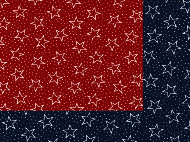 Choice; 108 Wide - Stars Print