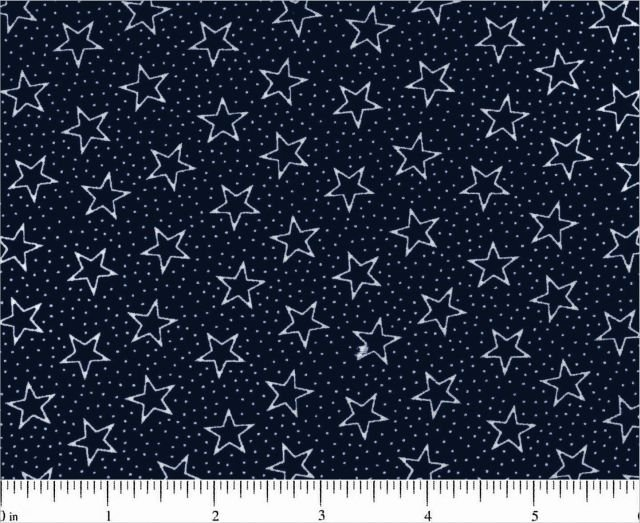 Choice; 108 Wide - Stars Print