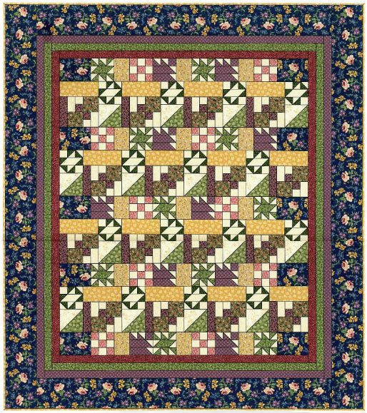 Thimbleberries fabric and Thimbleberries quilt kits : thimbleberries quilt club - Adamdwight.com