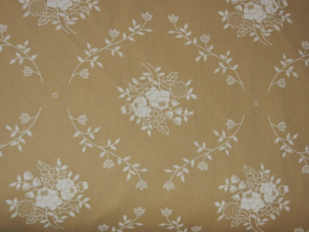 Troy; 108 wide backing floral