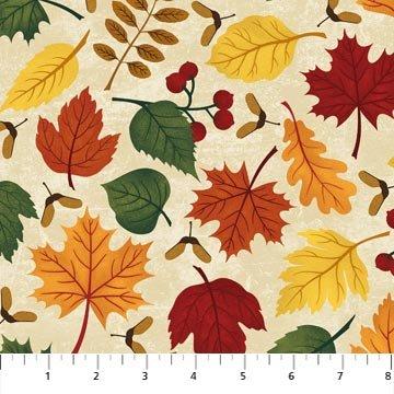 Autumn Woods - Beige