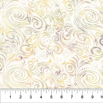 Florentine - Batik Swirls Cream
