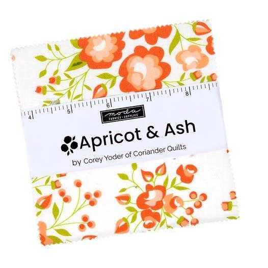 Apricot Ash - Charm Pack