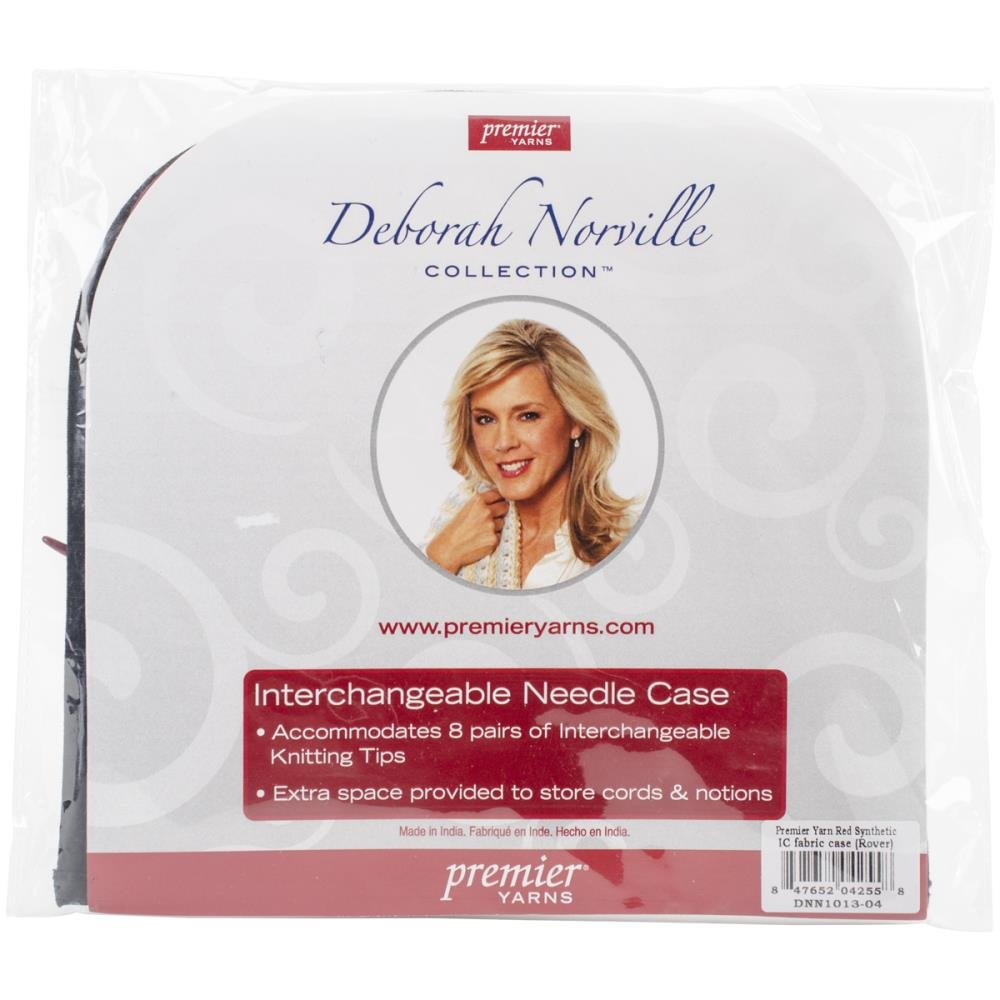 Deborah Norville Interchangeable Needle Case