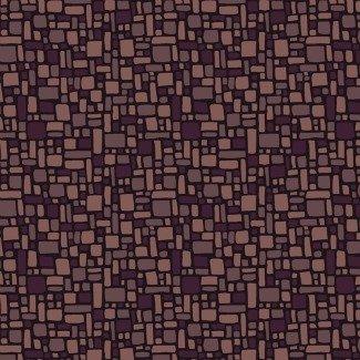 Garden Whimsey Purple boxes