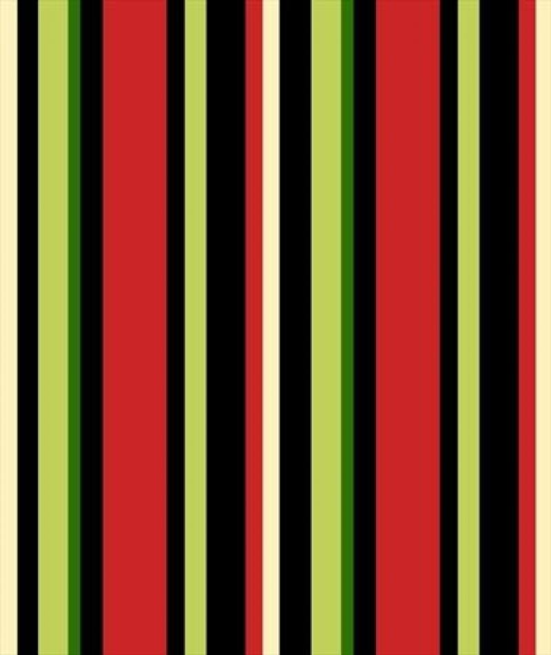 Apples to Apples Red, green and black stripes BTR6047
