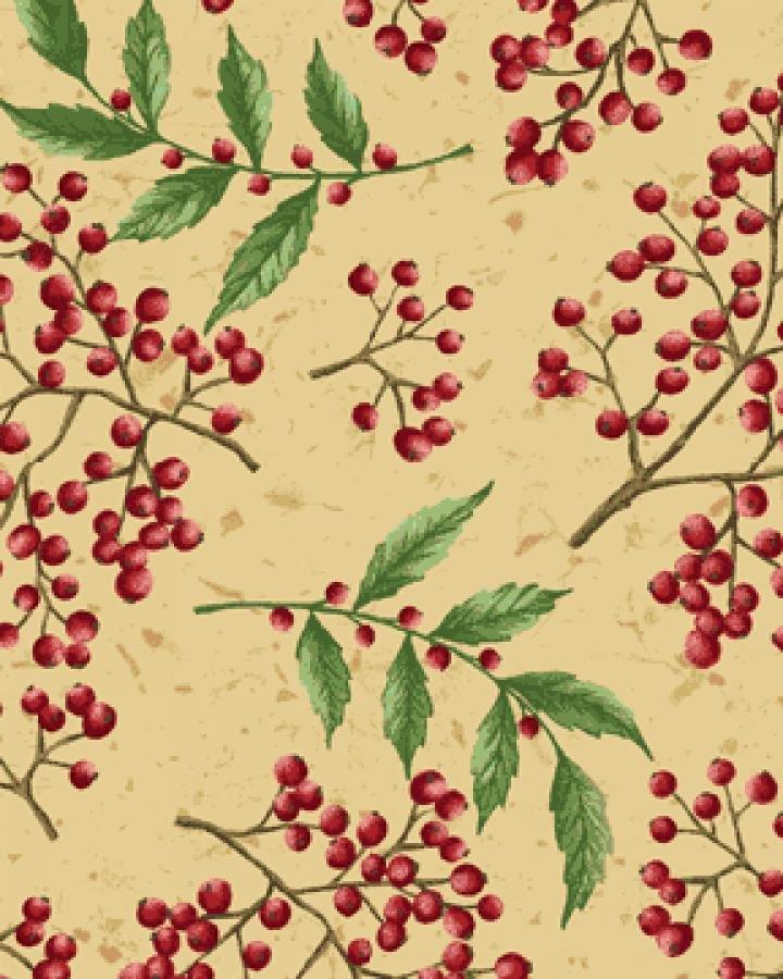 Festive Holiday Merry Berry Honey 19675 12