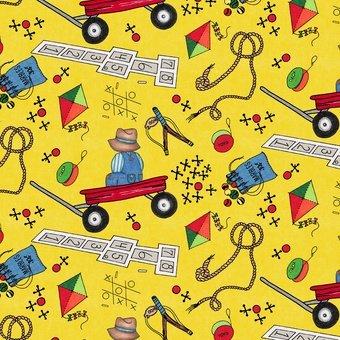 Kountry Kiddos Kid's Games Yellow